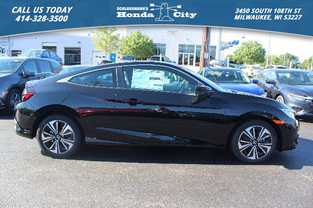 Nice New 2018 Honda Civic Coupe EX T