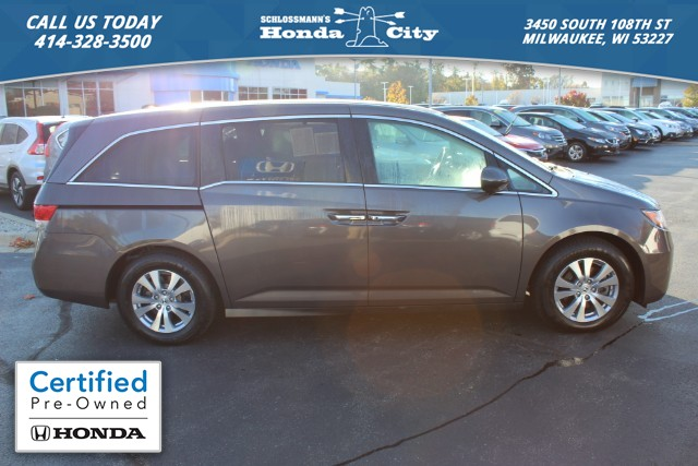Certified Pre Owned 2016 Honda Odyssey Ex L