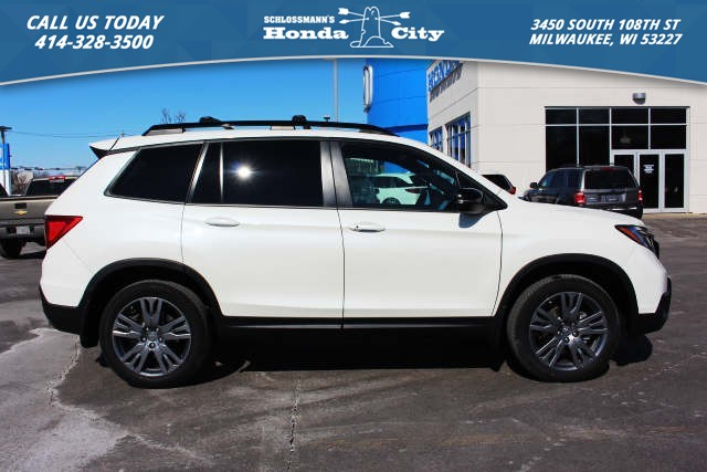 New 2019 Honda Passport Ex L Sport Utility In Milwaukee 90869