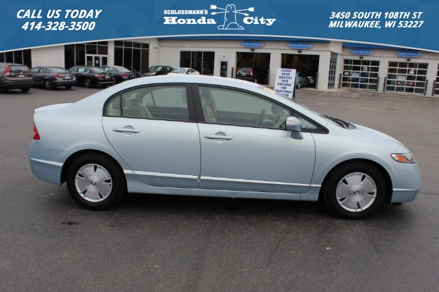 Pre Owned 2007 Honda Civic Hybrid