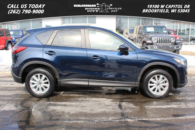 Pre Owned 2016 Mazda Cx 5 Touring