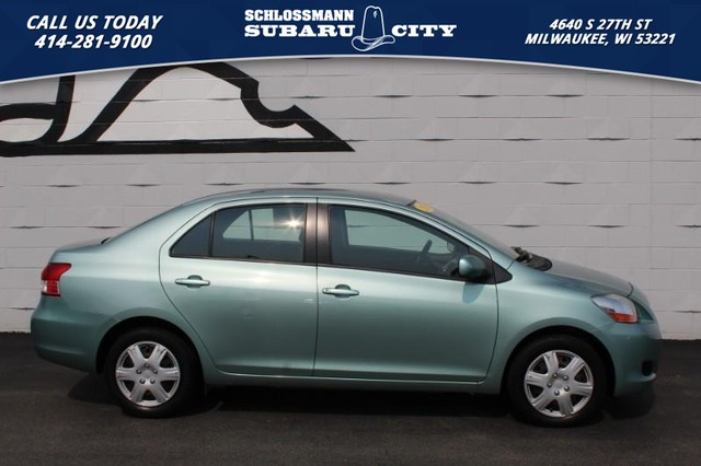 Pre-Owned 2010 Toyota Yaris 4dr Sdn (Natl)