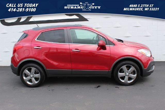 Pre-Owned 2013 Buick Encore FWD 4dr