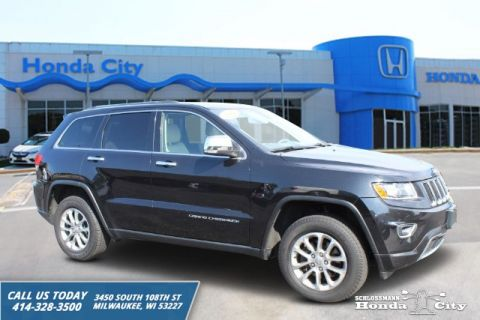 Pre-Owned 2014 Jeep Grand Cherokee 4WD Limited