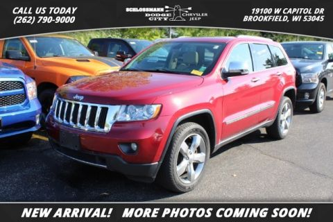 Pre-Owned 2013 Jeep Grand Cherokee 4WD Limited