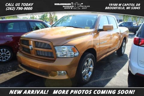 Pre-Owned 2012 Ram 1500 4WD Sport Crew Cab
