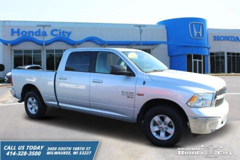 Pre-Owned 2019 Ram 1500 Classic 4WD SLT Crew Cab