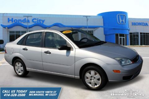 Pre-Owned 2006 Ford Focus ZX4 S