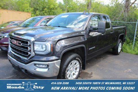 Pre-Owned 2016 GMC Sierra 1500 4WD SLE Double Cab