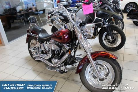 Pre-Owned 1999 Harley-Davidson Fat Boy