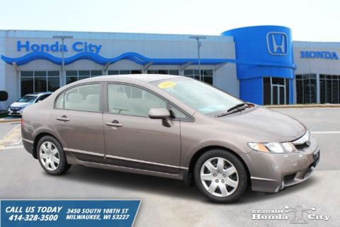Pre-Owned 2011 Honda Civic Sedan LX