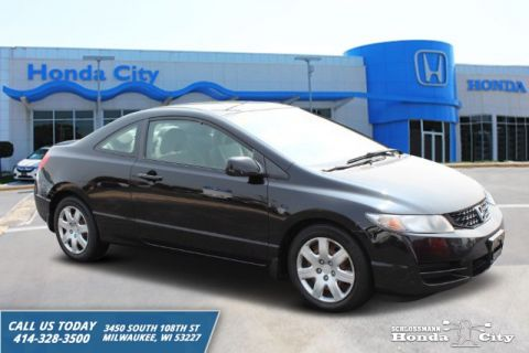 Pre-Owned 2011 Honda Civic Coupe LX