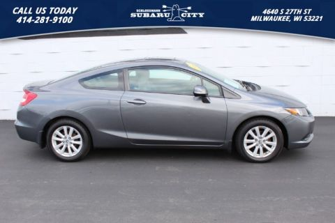 Pre-Owned 2012 Honda Civic Coupe EX