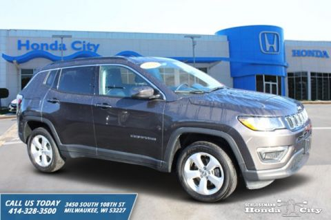 Pre-Owned 2019 Jeep Compass 4WD Latitude
