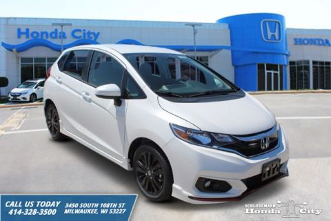New 2019 Honda Fit Sport