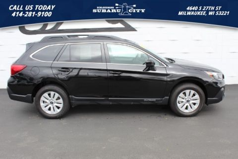Certified Pre-Owned 2019 Subaru Outback Premium