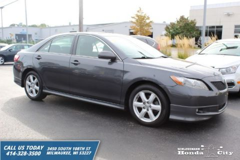 Pre-Owned 2008 Toyota Camry SE