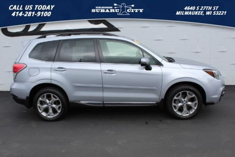 Certified Pre-Owned 2018 Subaru Forester Touring