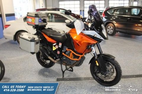 Pre-Owned 2015 KTM 1190 ADVENTURE MOTORCYCLE